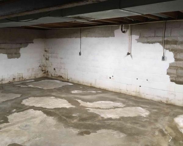 Basement Waterproofing in Farmersburg, IN