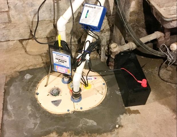 Sump Pump Replacement in Alexandria, IN