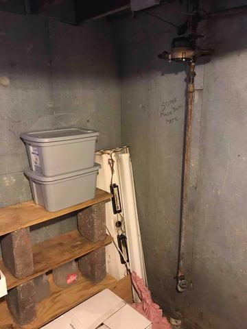 Basement Waterproofing in Anderson, IN