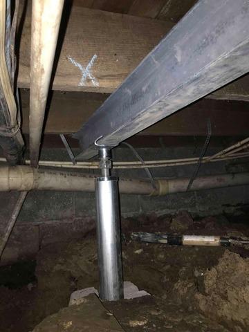 Sagging Floors in Linton, IN