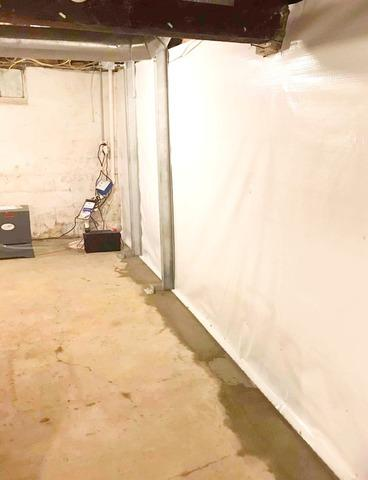 Basement Waterproofing and Wall Repair in Lafayette, IN
