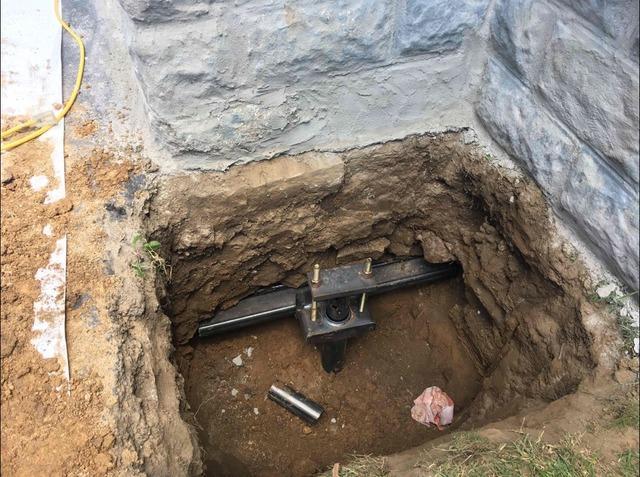 Foundation Crack Repair in Markle, IN