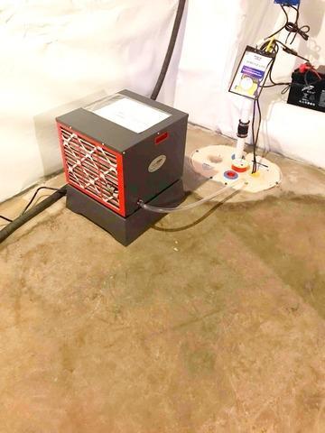 Basement Waterproofing in Markle, IN