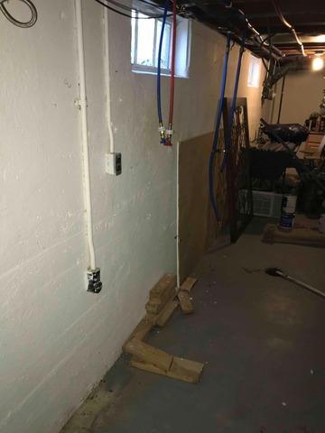 Basement Waterproofing in Plainfield, IN