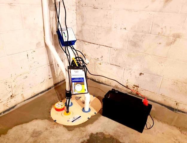 Basement Waterproofing in Clinton, IN
