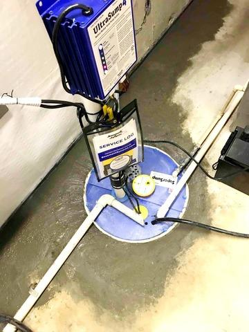 Sump Pump Replacement in Indianapolis, IN