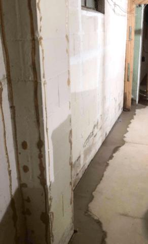 Basement Waterproofing in Danville, IN