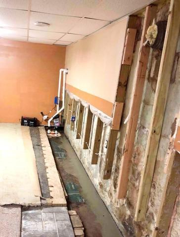 Basement Waterproofing in Mooreland, IN
