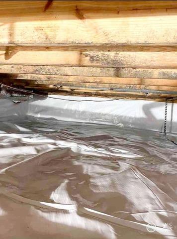 Vapor Barrier Install in Noblesville, IN