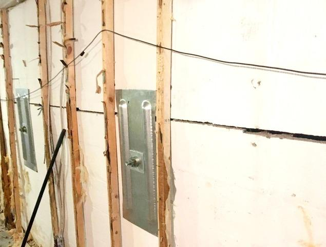 Foundation Wall Repair in Fountain City, IN