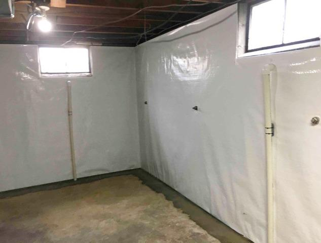 Basement Waterproofing in Norman, IN