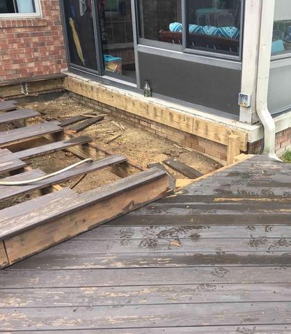 Foundation Repair in Edinburgh, IN