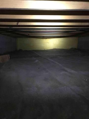 Crawl Space Encapsulation in Franklin, IN