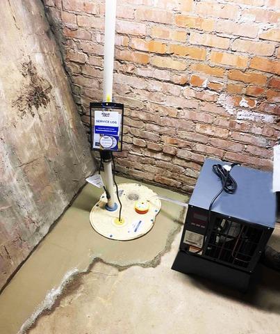 Basement Waterproofing in Covington, IN