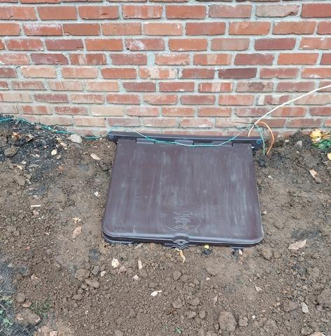 Crawl Space Entry/Door Replacement in Carmel, IN