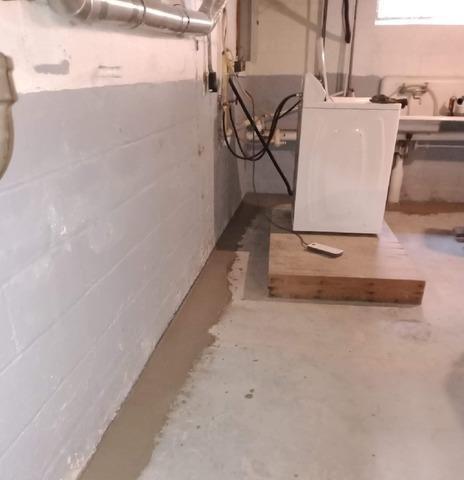 Basement Waterproofing in Pendleton, IN