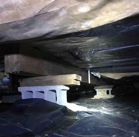 Sagging Floor Repair in Frankton, IN