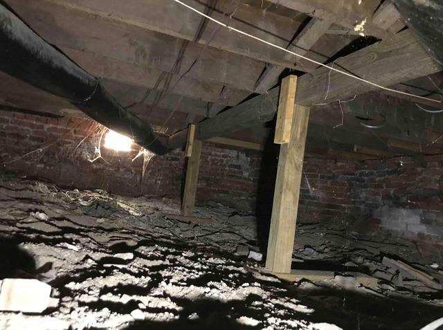 Sagging Floor Repair in Columbus, IN