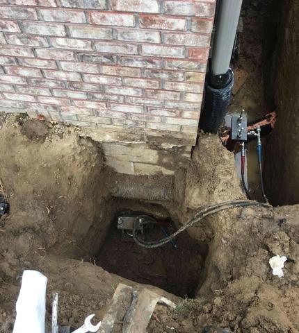 Foundation Repair in Coatesville, IN