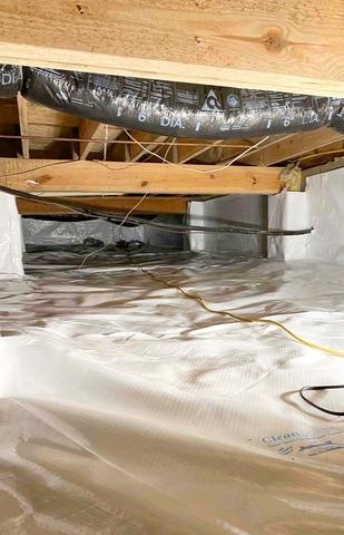 Crawl Space Waterproofing in New Castle, IN
