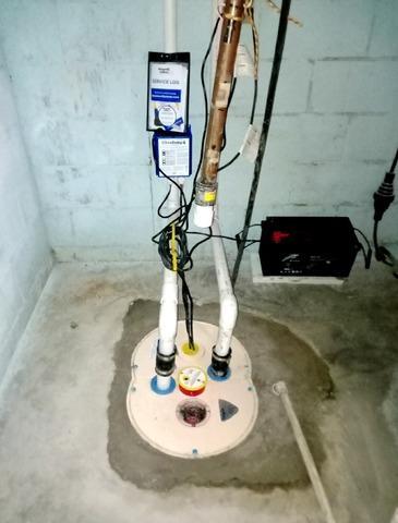 Sump Pump Replacement in Carmel, IN