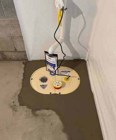 Greenfield, IN Basement Waterproofing