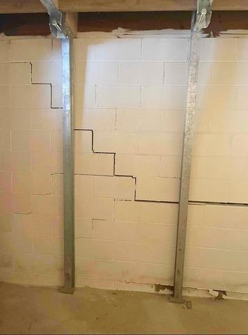 Basement Wall Repair in Crawfordsville, IN