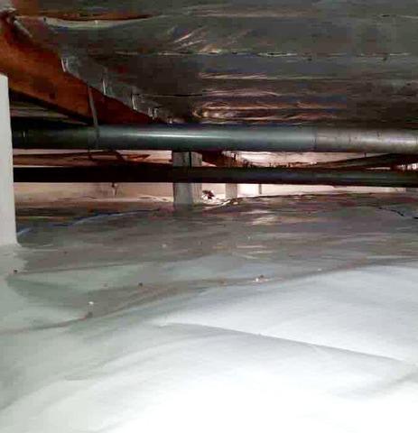 Crawl Space Encapsulation in Whitestown, IN