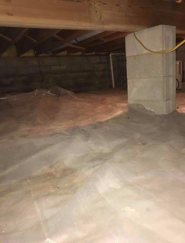 Crawl Space Dehumidifier in Indianapolis, IN
