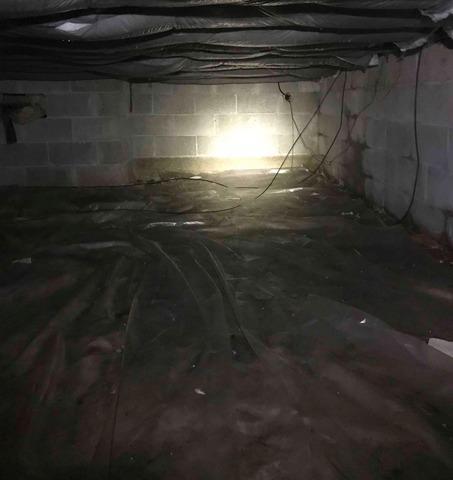 Crawl Space Dehumidifier in Indianapolis, IN