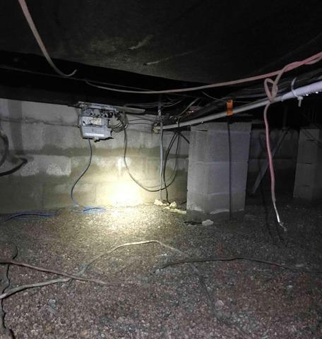 Energy-Efficient Crawl Space Dehumidifier in Anderson, IN