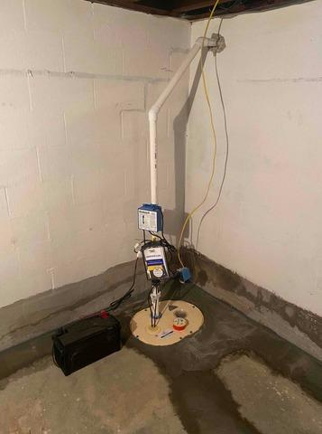 Basement Waterproofing in Richmond, IN