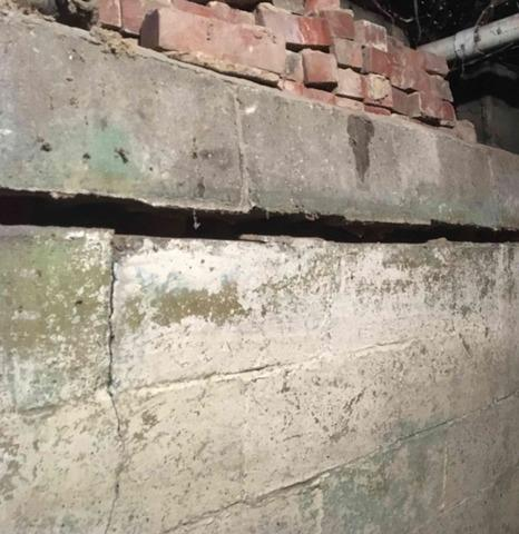 Foundation Wall Repair in Frankfort, IN