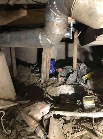 Crawl Space Repair in Tipton, IN