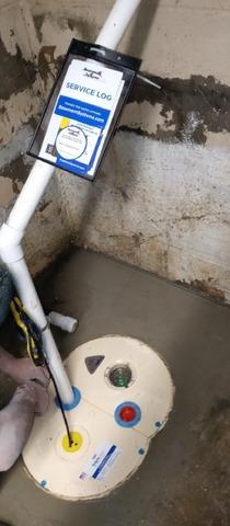 Basement Sump Pump in Crawfordsville, IN
