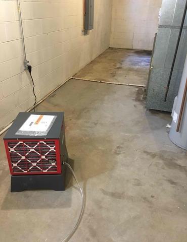 Basement Dehumidifier in Greenwood, IN