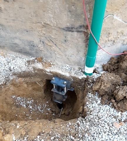 Foundation Repair in Columbus, IN