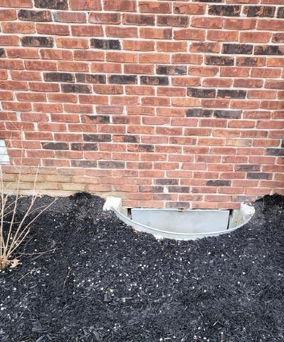 Crawl Space Door Install in Plainfield, IN
