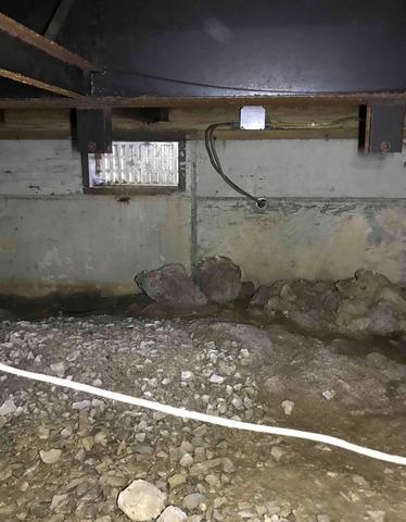 Crawl Space Vapor Barrier in Osgood, IN