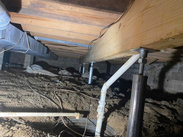 Crawl Space Repair in New Palestine, IN