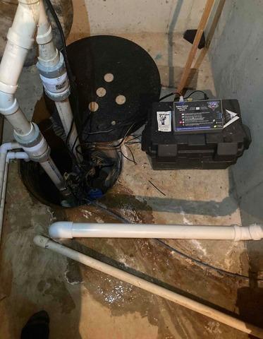 Basement Waterproofing in Zionsville, IN