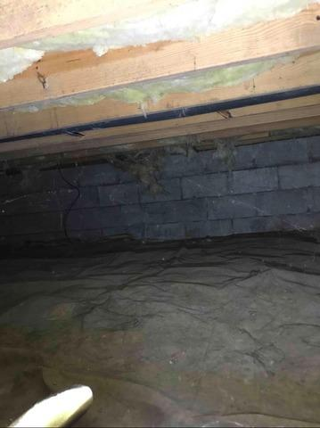 Crawl Space Repairs in Knightstown, IN