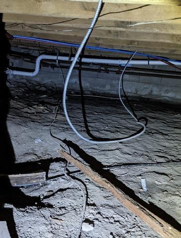 Crawl Space Vapor Barrier in Fortville, IN