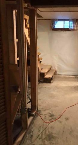 Basement Waterproofing in Connersville, IN