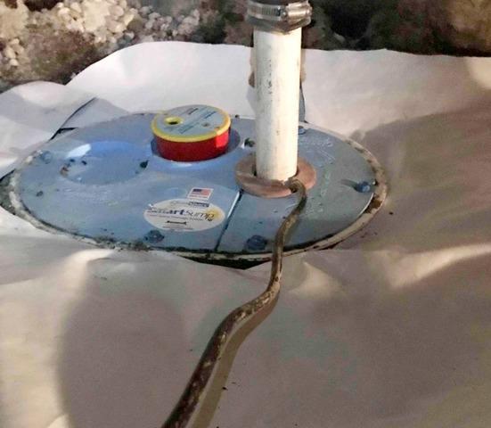 Crawl Space Sump Pump in Tipton, IN