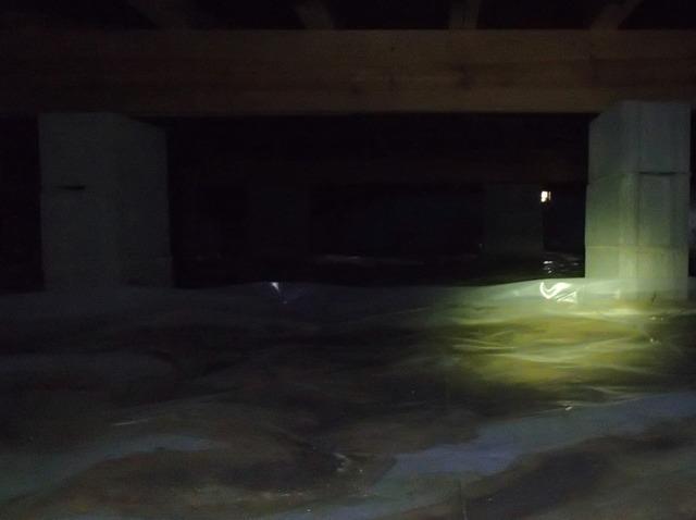 Crawl Space Waterproofing in Atlanta, IN
