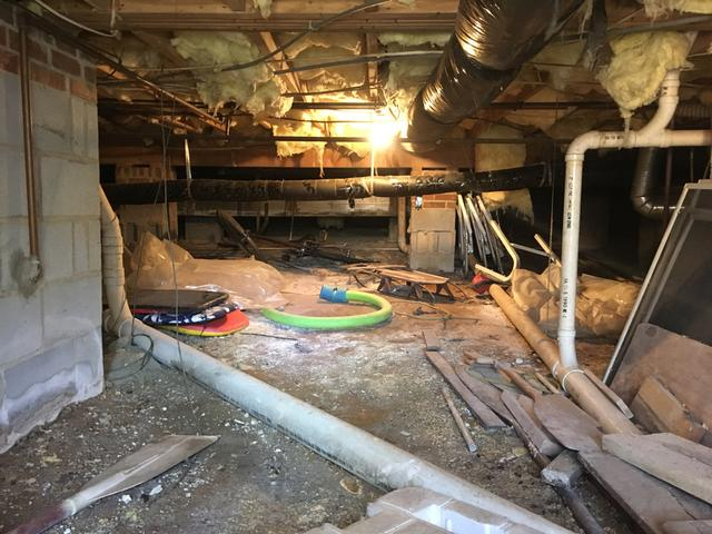 Crawl Space Encapsulation in Greensboro, NC