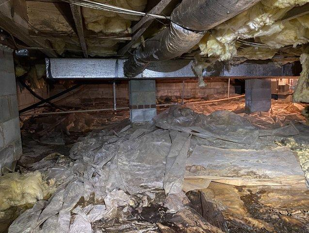Crawl Space Repair in High Point, NC