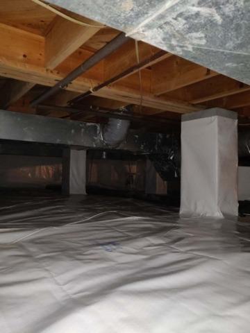 Crawl Space Repair in Asheboro, NC