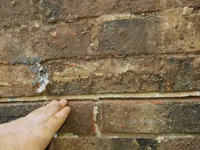 Fixing Wall Crack in Siler City, NC